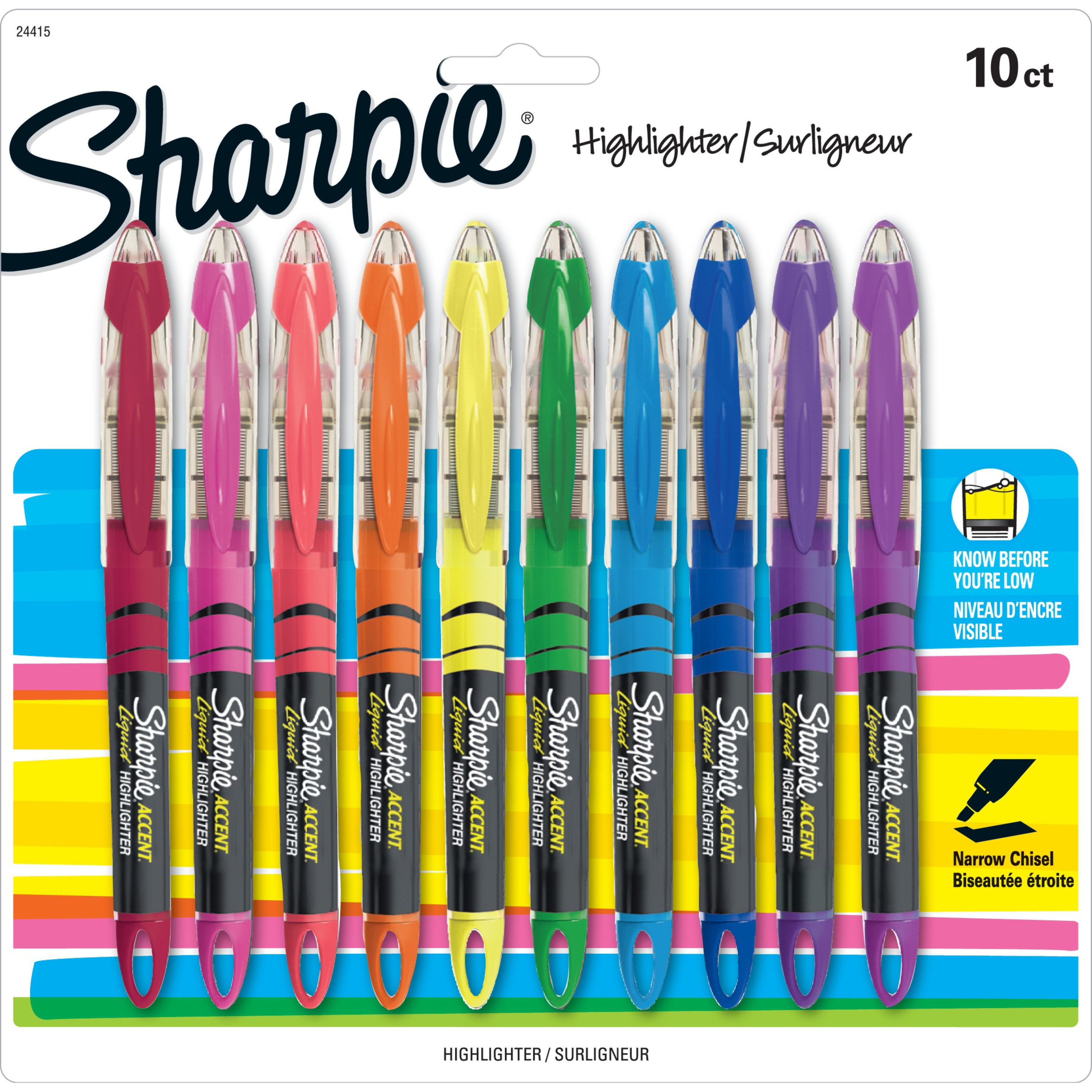 The sharpies