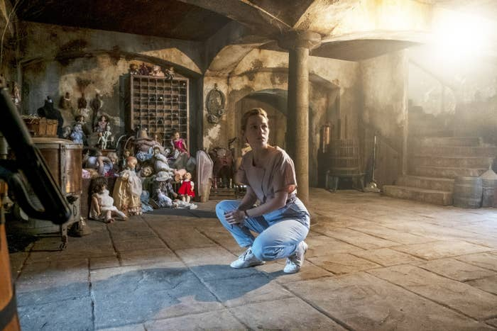"Victoria Pedretti as Dani in ""The Haunting of Bly Manor"""