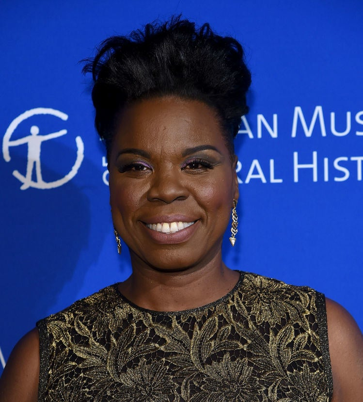 Leslie attends the American Museum Of Natural History's 2017 Museum Gala