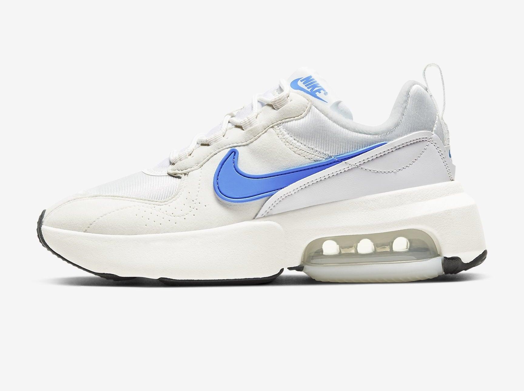 White and blue Nike Air Max Verona sneaker
