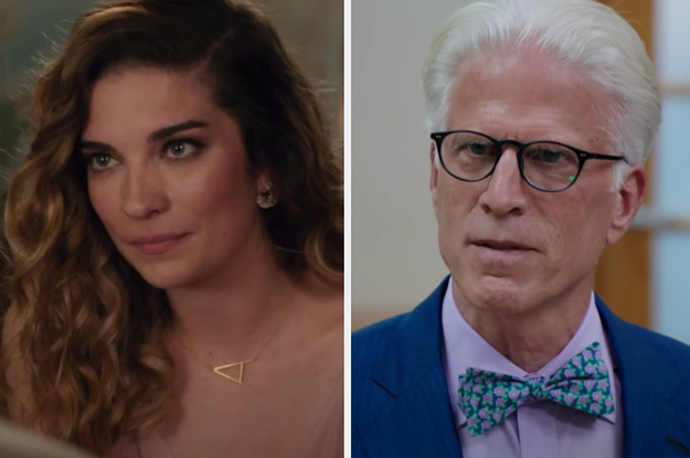 Which TV Character Completely Changed From The Beginning Of The Series To The End?