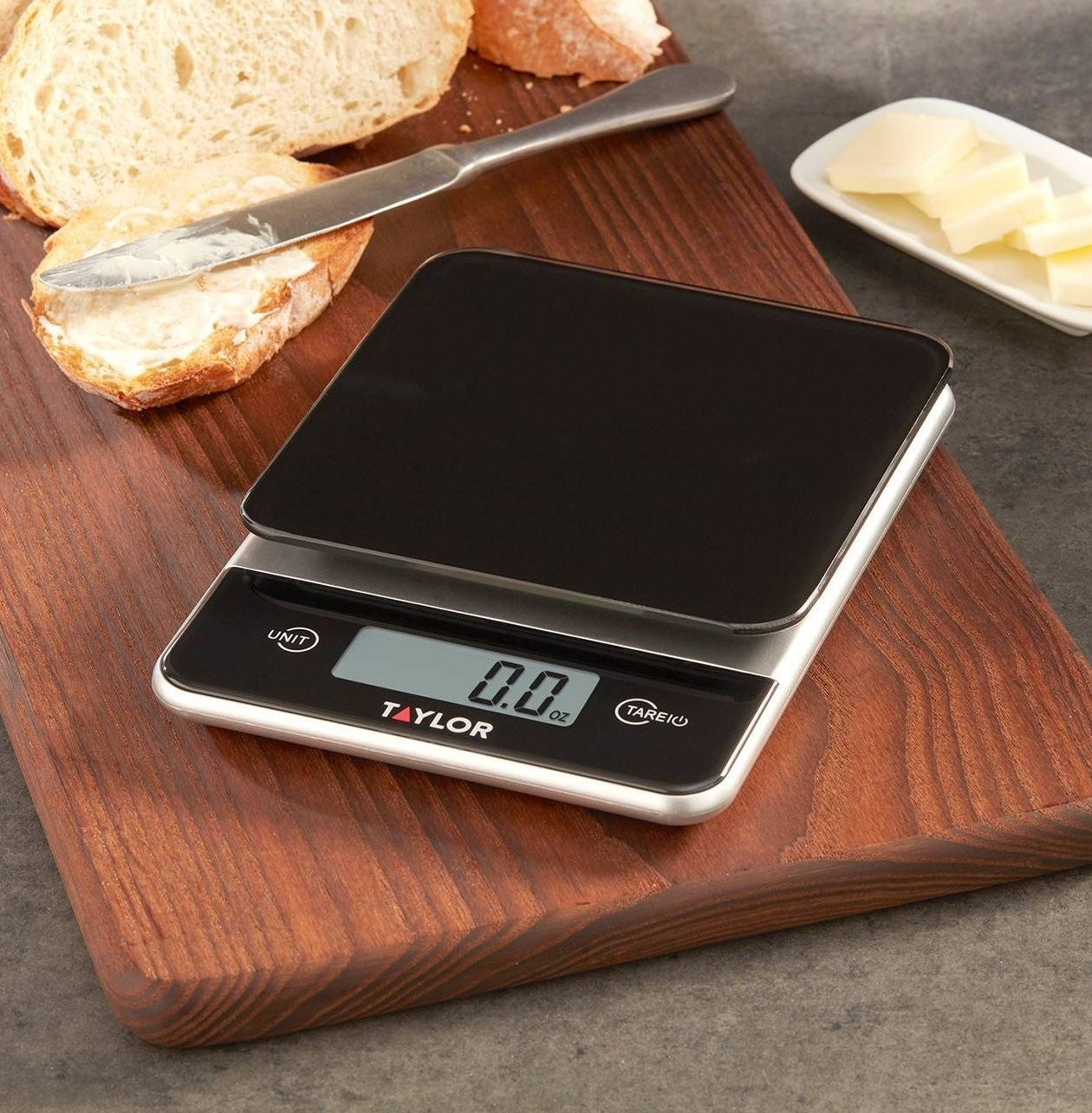 The food scale