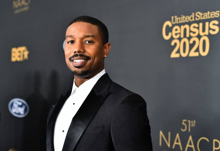 Michael attends the 51st NAACP Image Awards