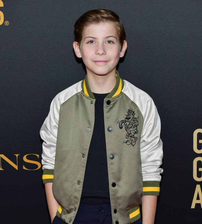 Jacob Tremblay at a 2019 event