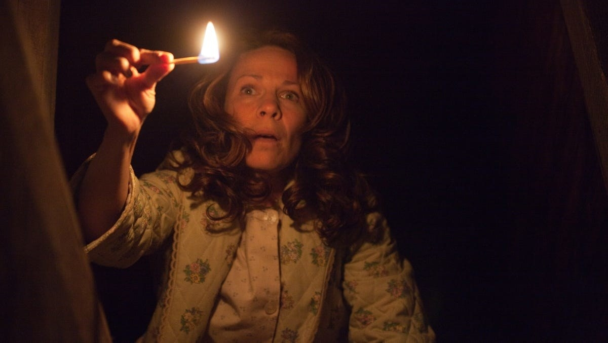 Carolyn Perron from The Conjuring
