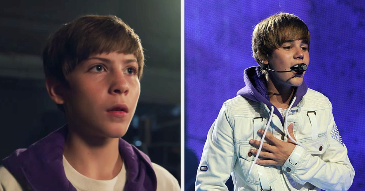"""Jacob Tremblay Plays A Young Justin Bieber In His New """"Lonely"""" Music Video, And It's Quite A Throwback"""