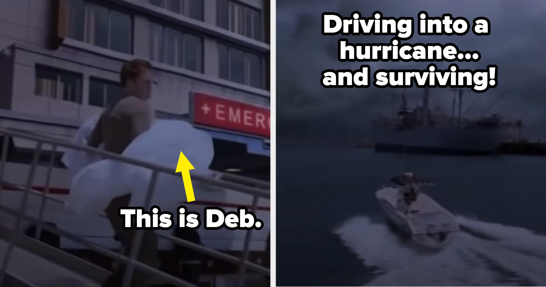Scenes from Dexter series finale