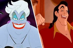 Ursula and Gaston