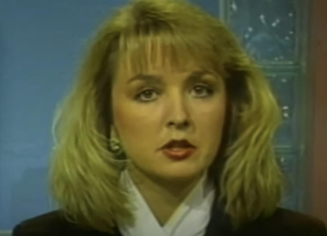 photo of Jodi as an anchor