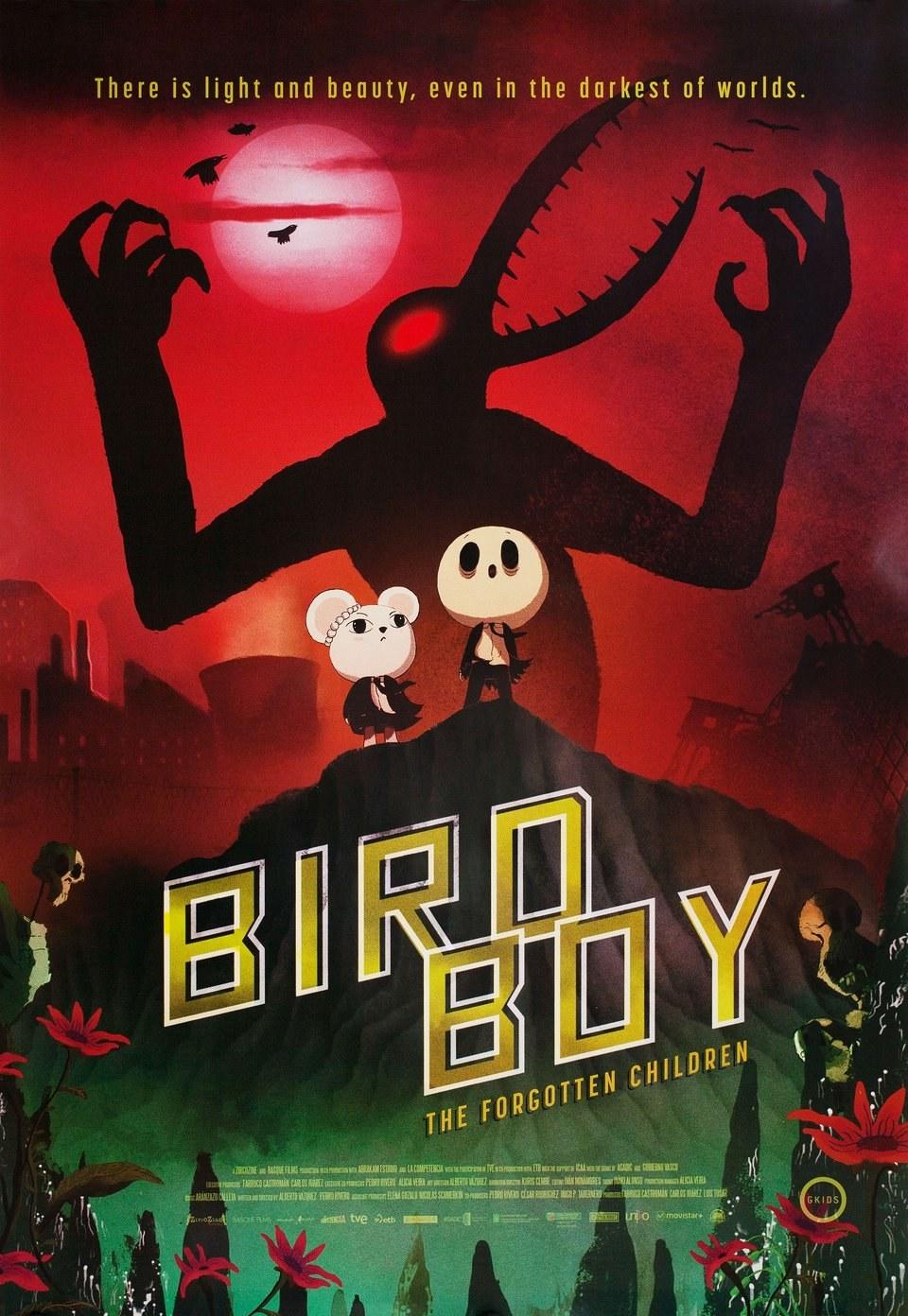 bird boy the forgotten children poster