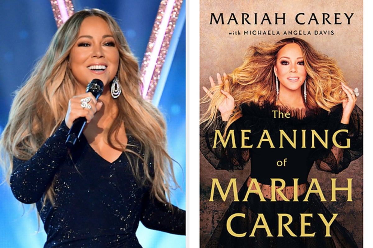 Image of article 'Mariah Carey's New Book Is More Revealing Than You'd Think'