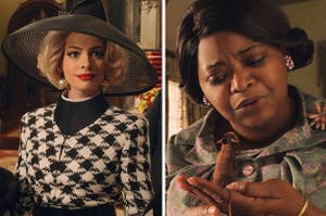 Anne Hathaway and Octavia Spencer in