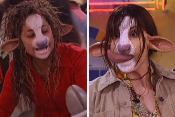 10 Disney Channel Moments That Gave Us A Jumpscare