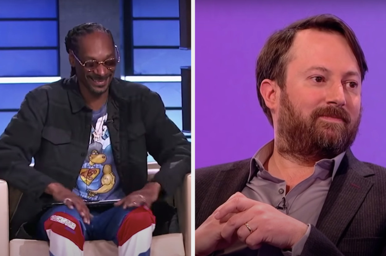 Snoop Dogg on To Tell The Truth and David Mitchell on Would I Lie To You