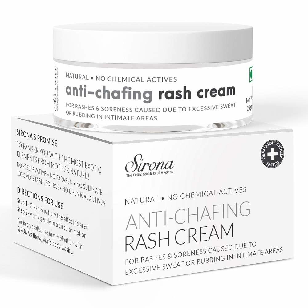 An anti-chafing cream