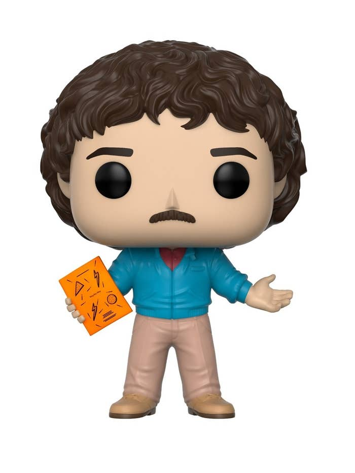 A Ross Geller Funko Pop