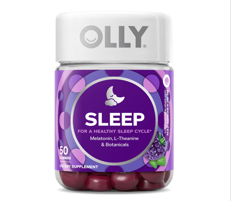 the Olly sleep gummies