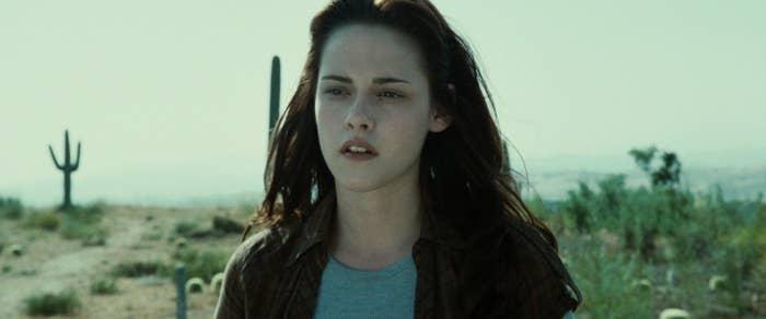 Bella Swan in Twilight