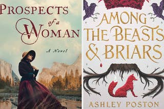 Prospects of a Woman book cover / Among the Beasts and Briars book cover