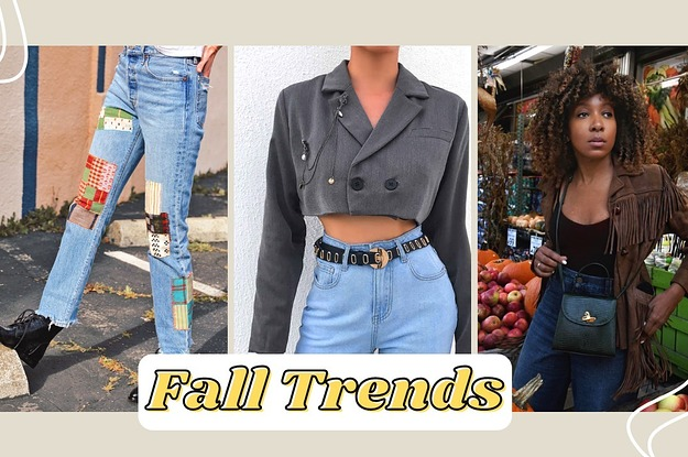 15 Fall 2020 Trends You Don