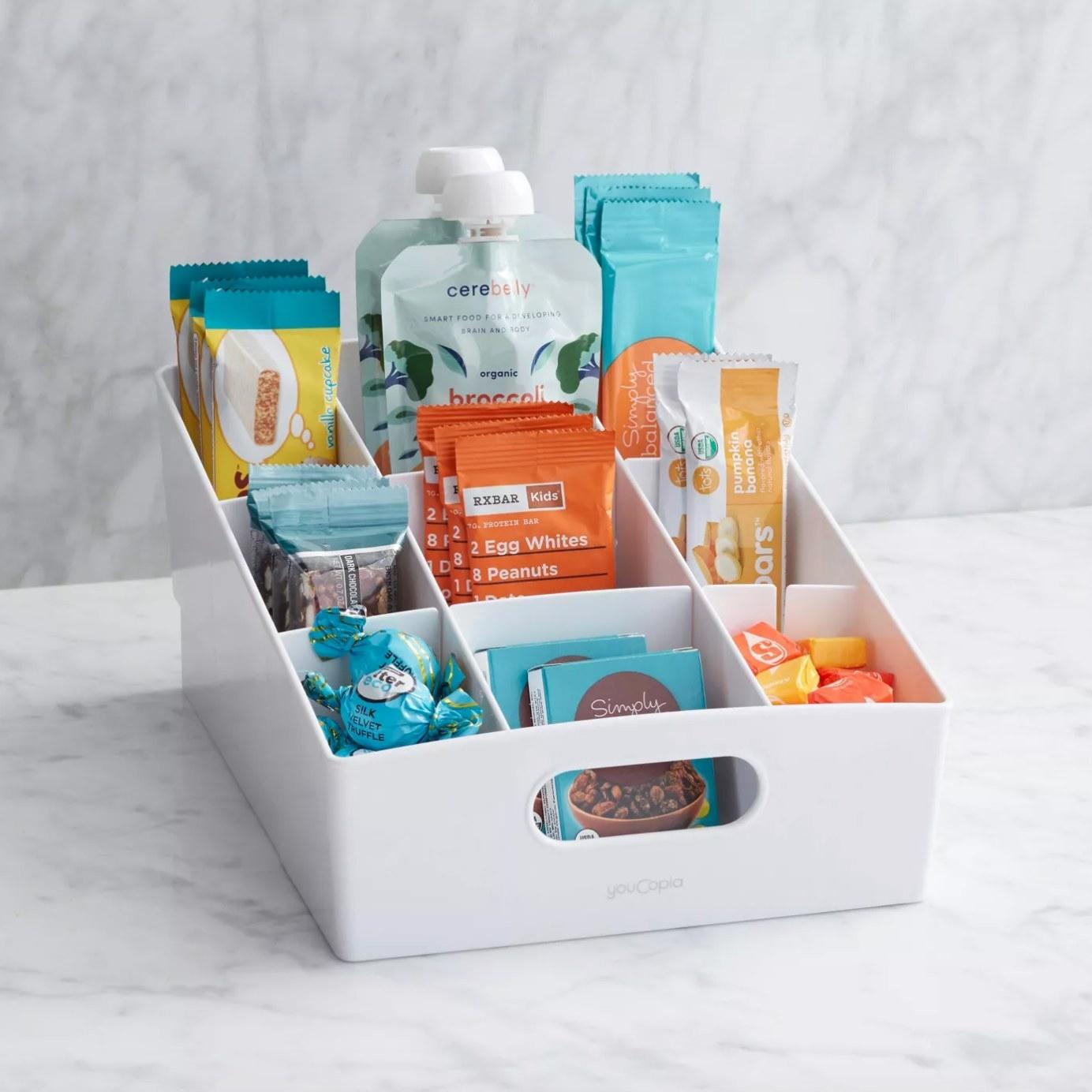 The medium shelf bin