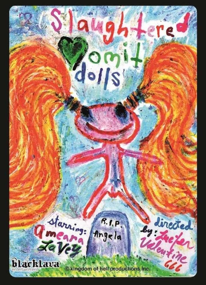 Cover of Slaughtered Vomit Dolls