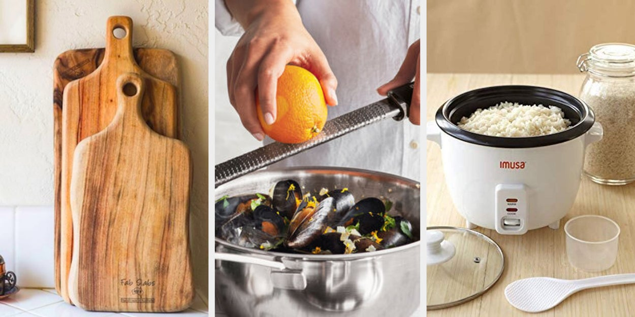 Image of article '29 Basic Kitchen Tools You Might Not Already Have On Hand'