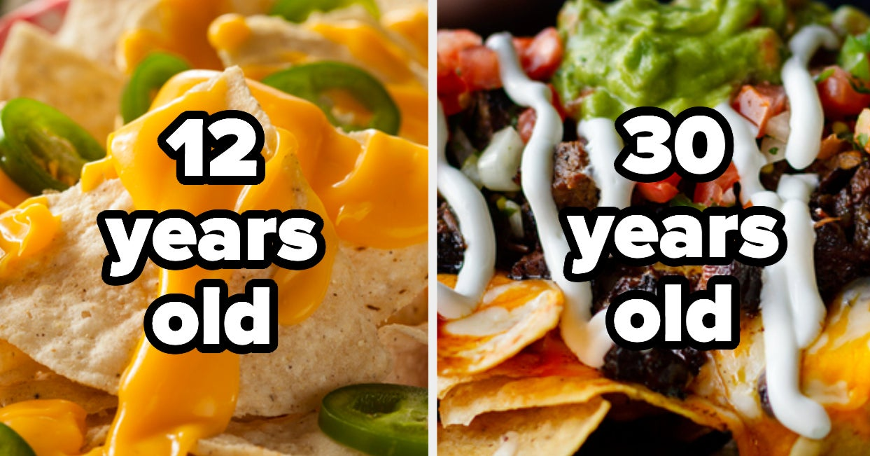 What You Like On Your Nachos Will Tell Us How Old You Are With 94% Accuracy
