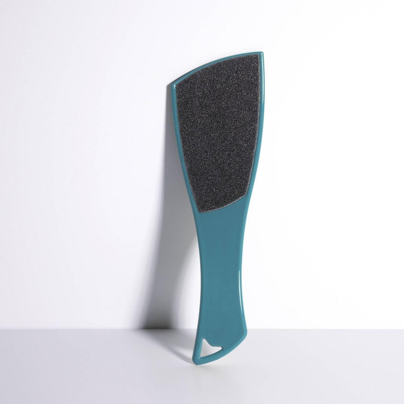 The foot filer