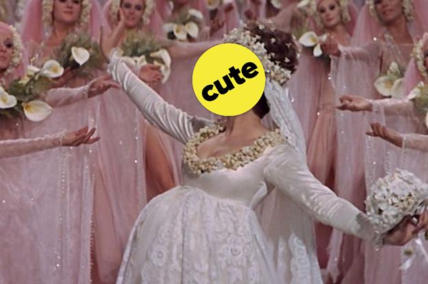 Here Are 16 Photos Of Iconic Wedding Dresses From Rom-Coms, Let's See If You Know Which One They're From