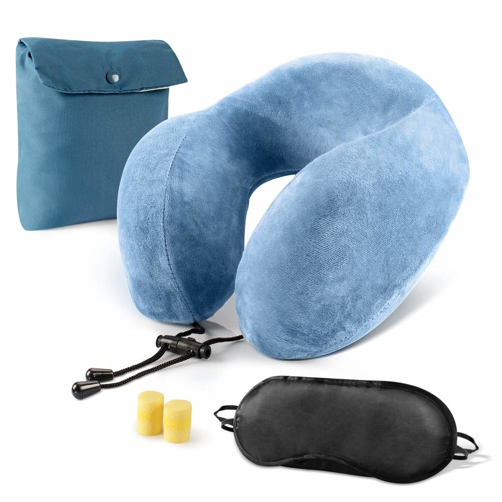 A neck pillow