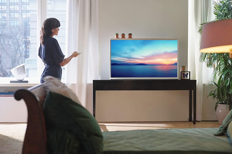 A smart TV
