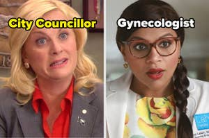 Leslie Knope with