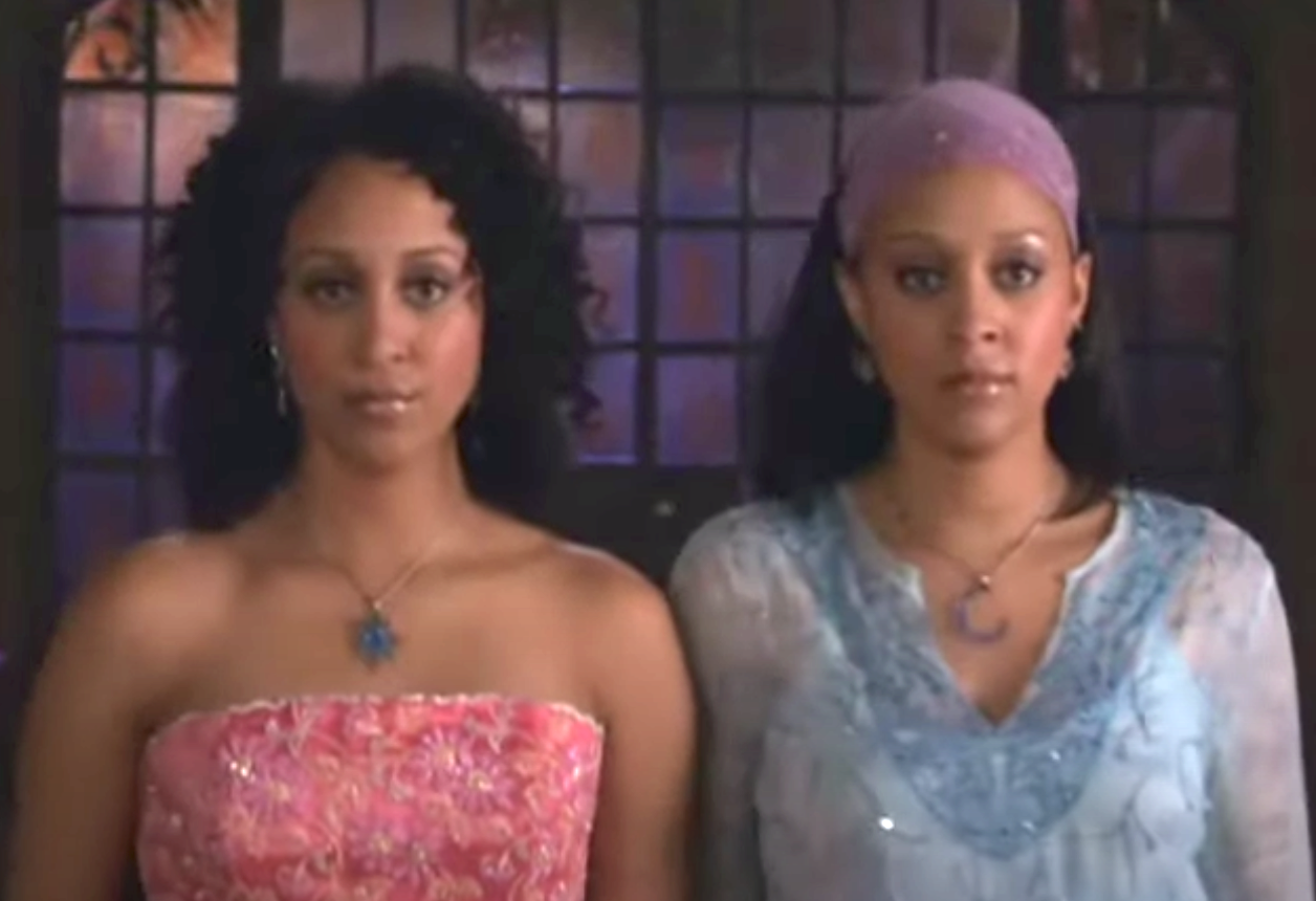 the twins in Twitches