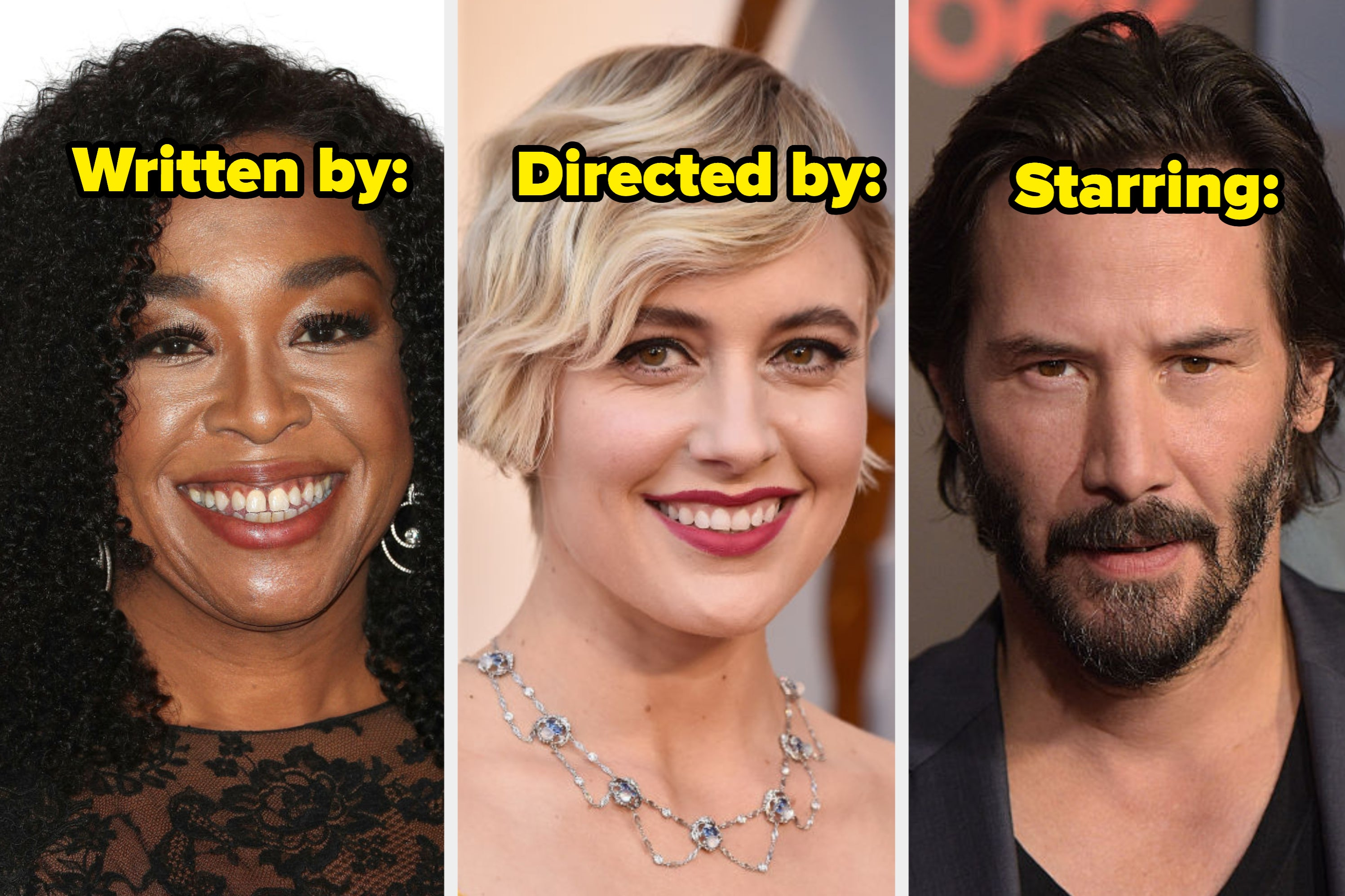 Create Your Perfect Film And We'll Reveal A Deep Secret Truth About You