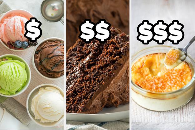 Quão caro é o seu paladar?
