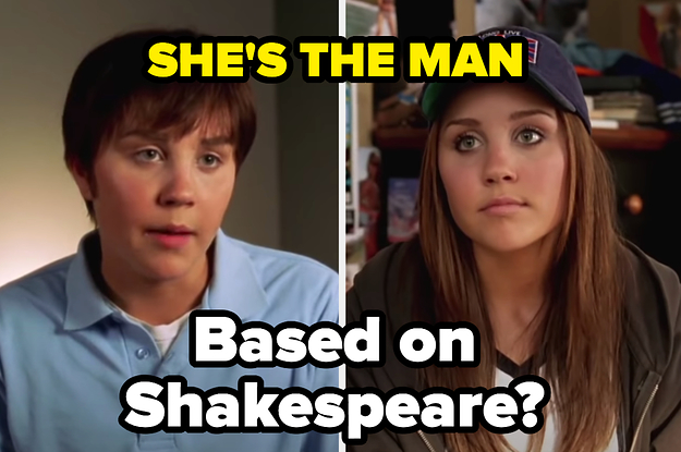 Do You Know If These Movies Are Based On Shakespeare's Work?