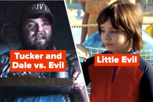 Tucker and Dale Versus Evil and Little Evil