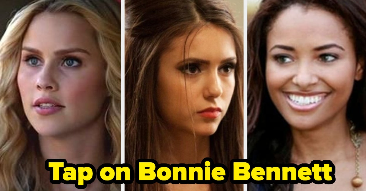 """This Character Quiz Is Made For """"Vampire Diaries"""" Fans, And """"Vampire Diaries"""" Fans Only"""