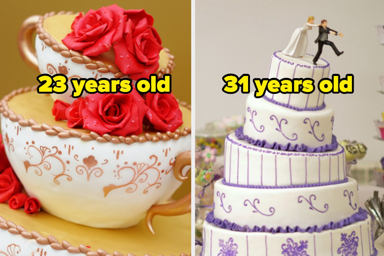 Rate These Unique Wedding Cakes As Classy Or Trashy To Find Out The Exact Age You'll Marry Your Soulmate