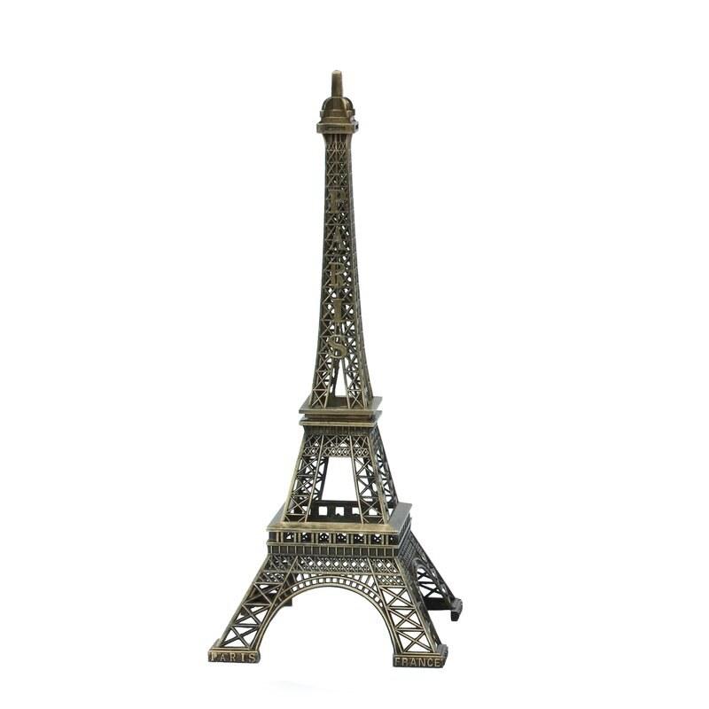 Bronze Eiffel Tower