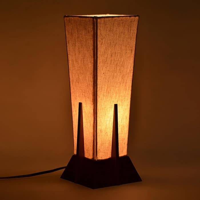 Sheesham lamp