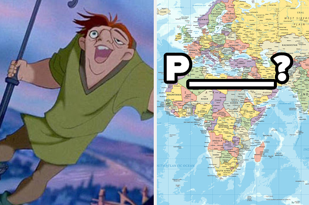 If You Know Where More Than 7/12 Of These Disney Characters Live, You're A Bigger Fan Than Most