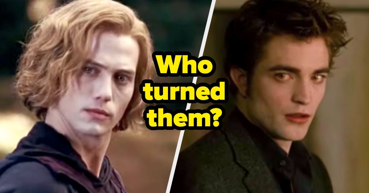 """This Is The Ultimate """"Twilight"""" Quiz — Can You Beat All 100 Levels?"""