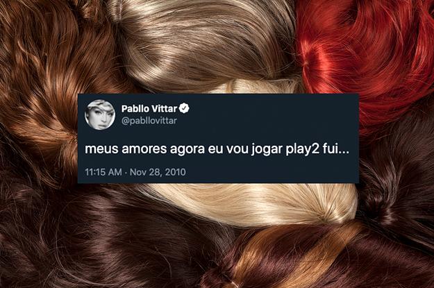 Julgue estas perucas e diremos qual tuíte antigo da Pabllo Vittar te representa