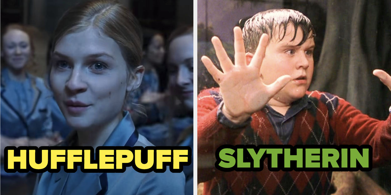 """This Is Borderline Impossible, But You Have To Sort These Unsorted """"Harry Potter"""" Characters Into Their Hogwarts Houses"""