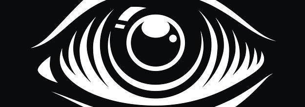 An illustrator of an eyeball