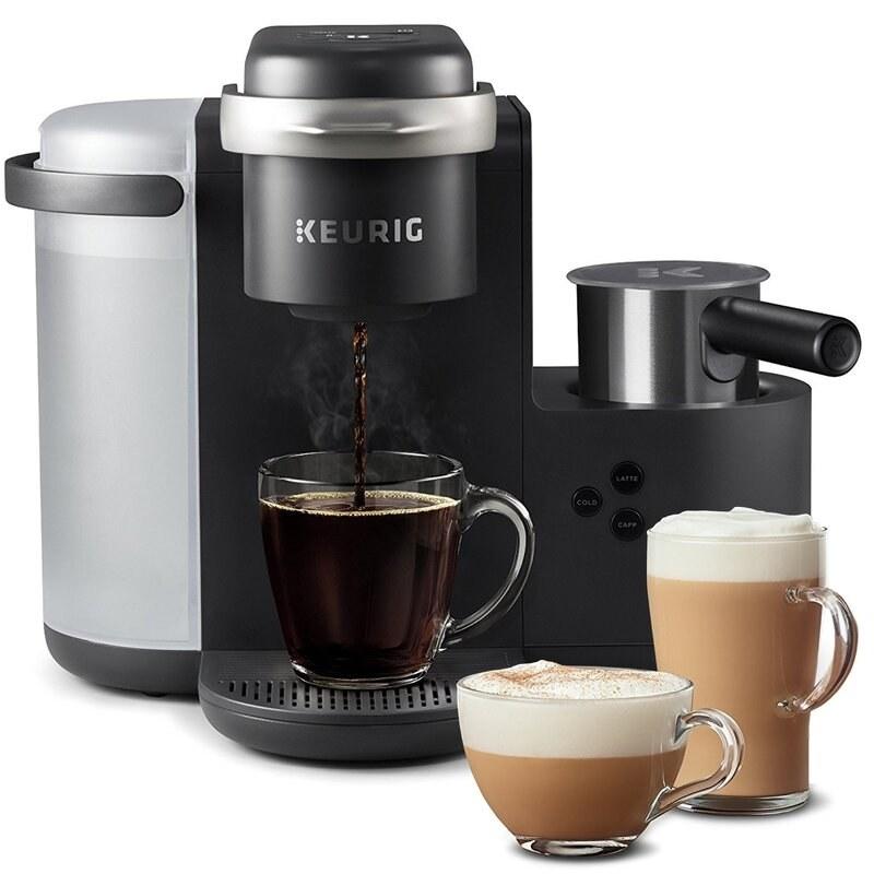 The Keurig K-Cafe