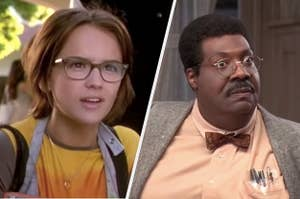 She's All That and the Nutty Professor