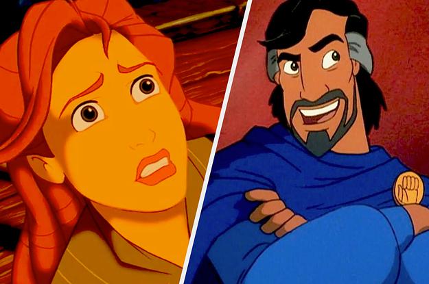 Só um verdadeiro fã da Disney sabe de quem são esses pais e mães